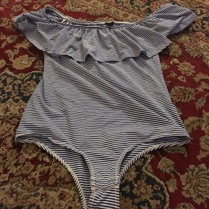 J crew body suit 🌟 NEW!